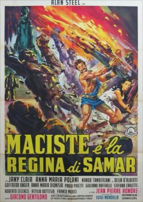 Hercules vs. the Moon Men - Italy