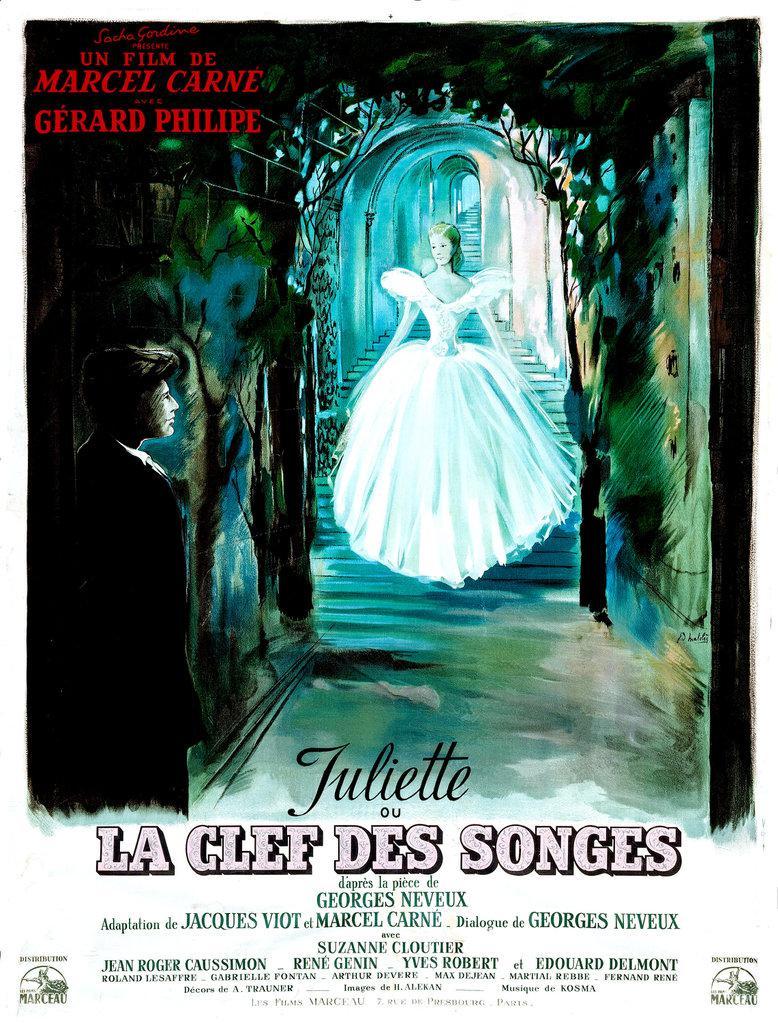 Juliette o La llave de los sueños