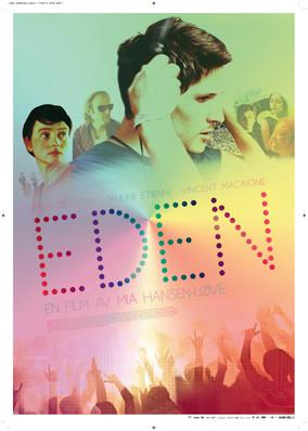 Eden - Poster - Norway