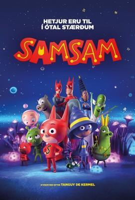 SamSam - Iceland