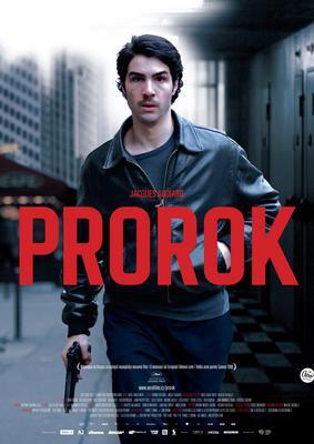 Un prophète - Poster - Czech Republic