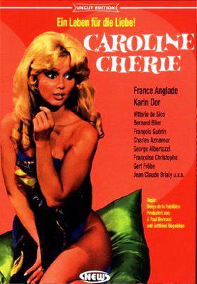Caroline chérie - Jaquette DVD Allemagne