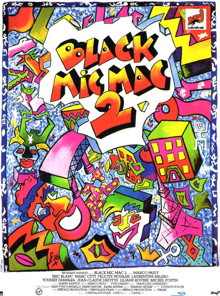 Black Mic Mac 2