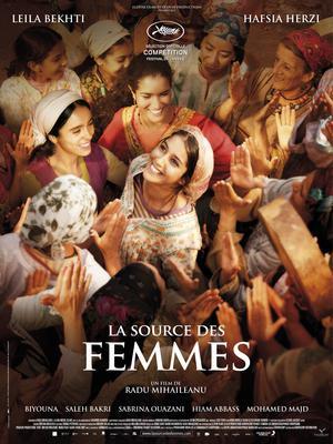 La Source des femmes - Poster - France