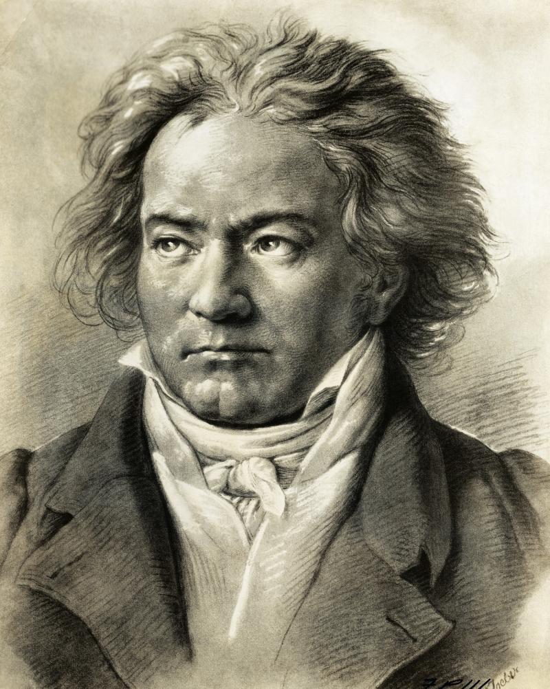 Ludwig van Beethoven Beethoven - Budapest String Quartet - Quartet No.10 In E-Flat Major Op.74