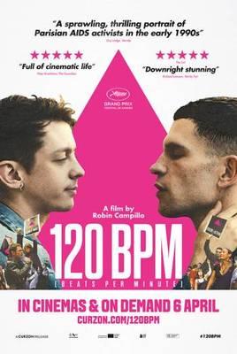 120 pulsaciones por minuto - Poster - United Kingdom