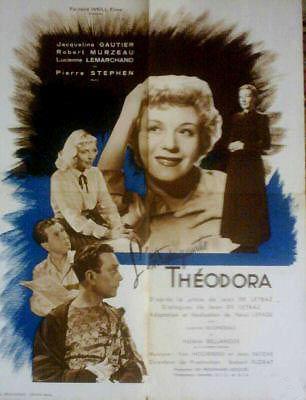 L'Extravagante Théodora (ou J'te confie ma femme)