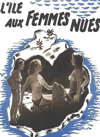 L'le nue, un film-pome - Cinma - Tlramafr