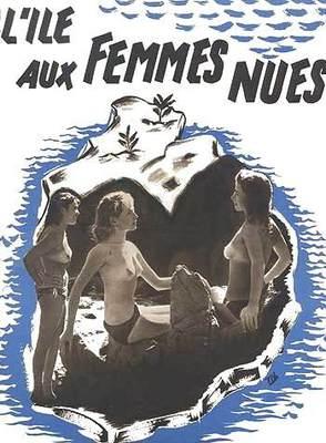 L'Ile aux femmes nues