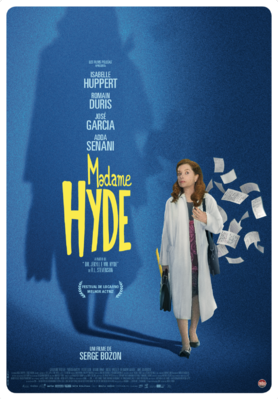 Mrs. Hyde - Poster - Portugal
