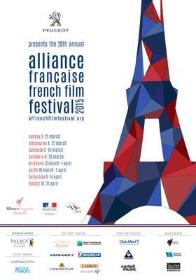 Festival de Cine Francés de la Alianza Francesa (Australia) - 2015