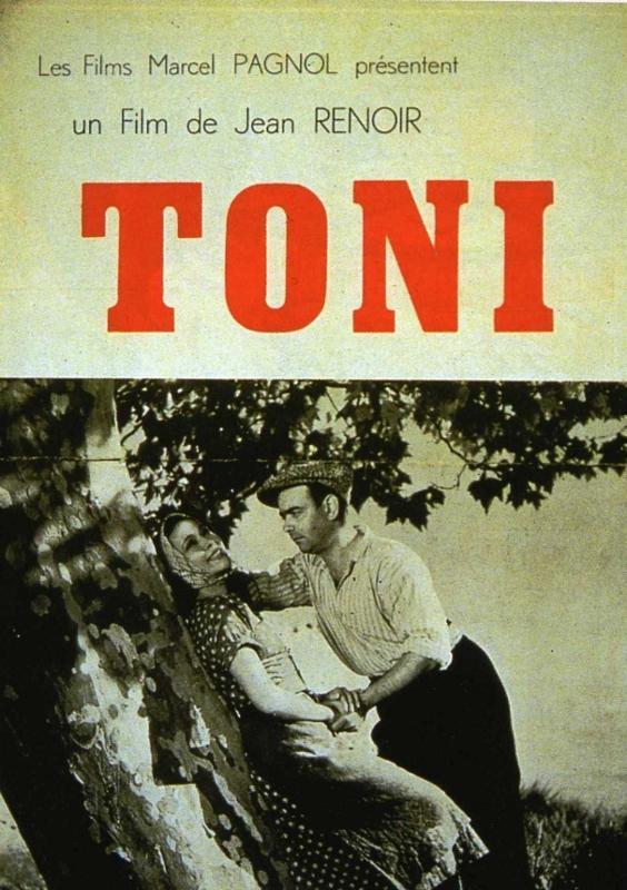 ジャン・ルノワールのトニ