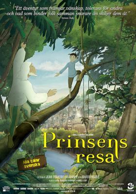 Le Voyage du prince - Sweden