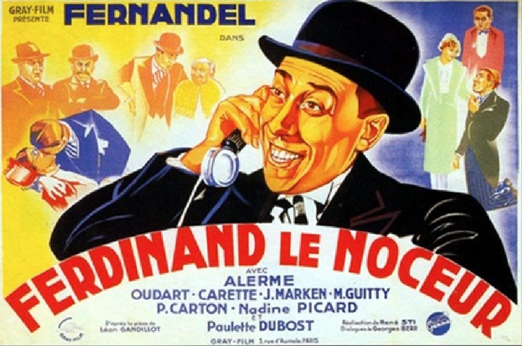 Ferdinand le noceur de René Sti (1935) - UniFrance