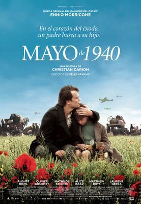 Mayo de 1940 - Poster - Spain
