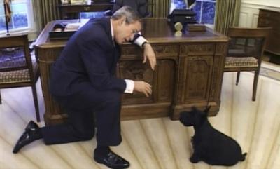 Being W - Dans la peau de George Bush