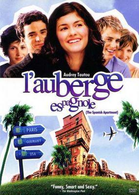 L'Auberge espagnole - Poster - USA