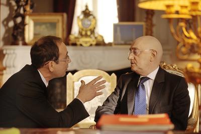 The Minister - © Jérôme Prébois