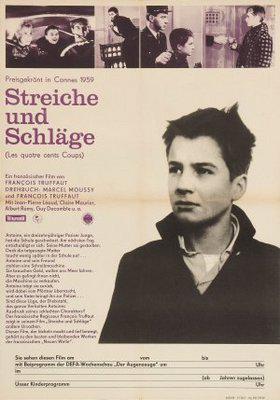 Los 400 Golpes - Poster Allemagne