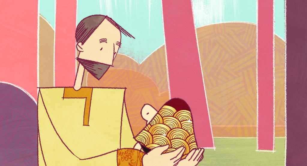 The Golden Tortoise