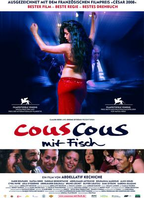 Cuscús - Poster - Germany