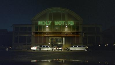 Holy Motors - © Camille de Chenay