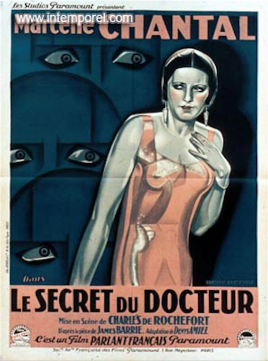 Le Secret du docteur