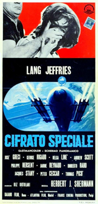 Cifrado especial - Italy