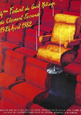 クレルモンフェラン-国際短編映画祭 - 1982
