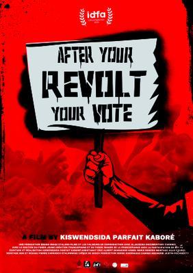 Après ta révolte, ton vote