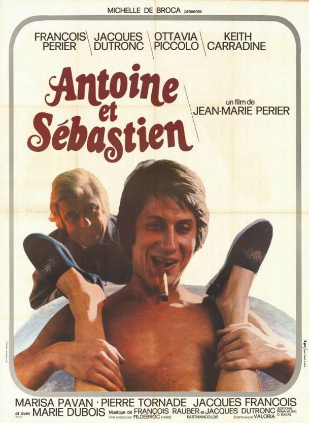 Antoine y Sébastien