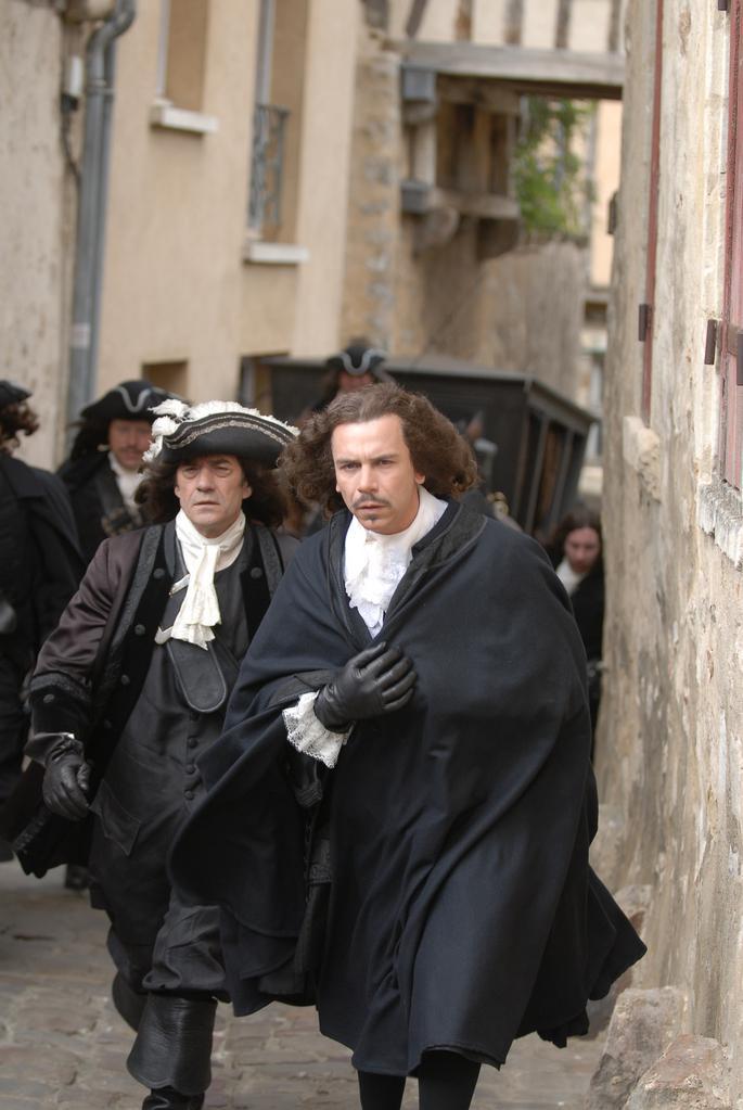 Jean De La Fontaine, el desafío