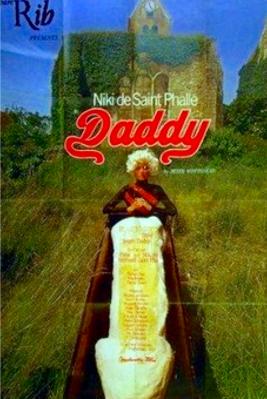 Daddy - Poster Etats-Unis