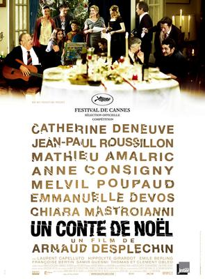 Un conte de Noël - Poster - France
