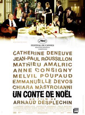 Un cuento de Navidad - Poster - France