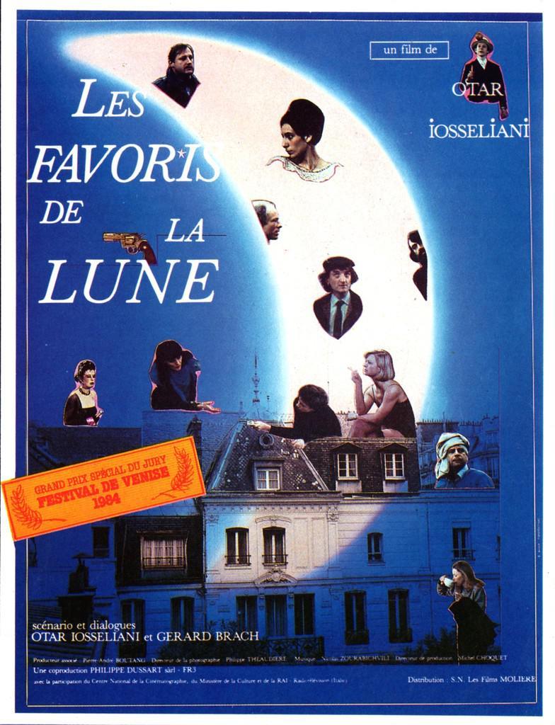 Mostra Internacional de Cine de Venecia - 1984