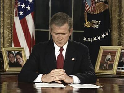 Being W - Dans la peau de George Bush