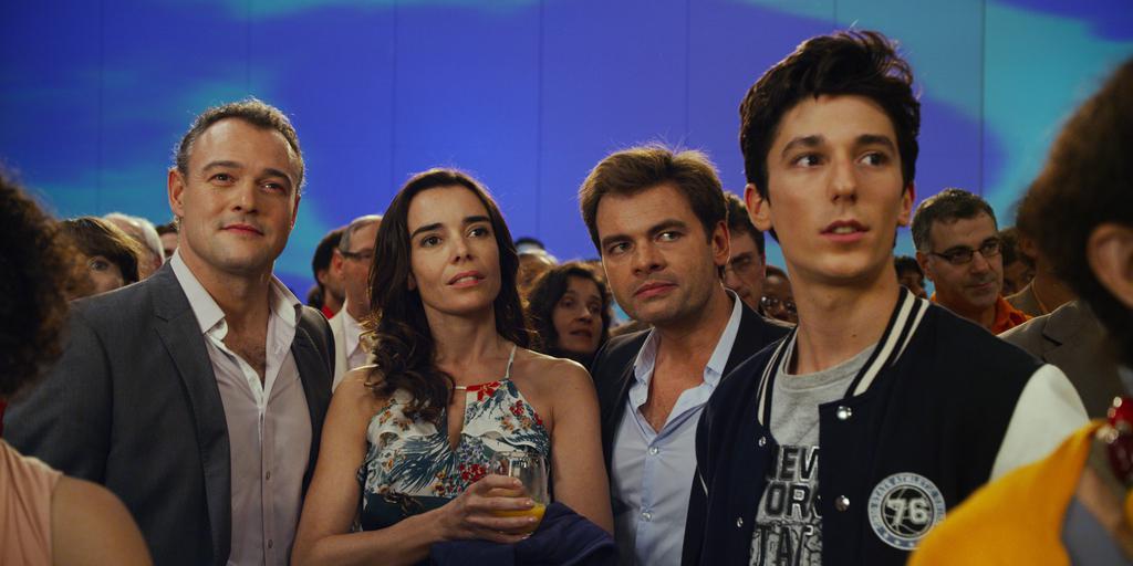 French Cinema Today in Kazakhstan  - 2014