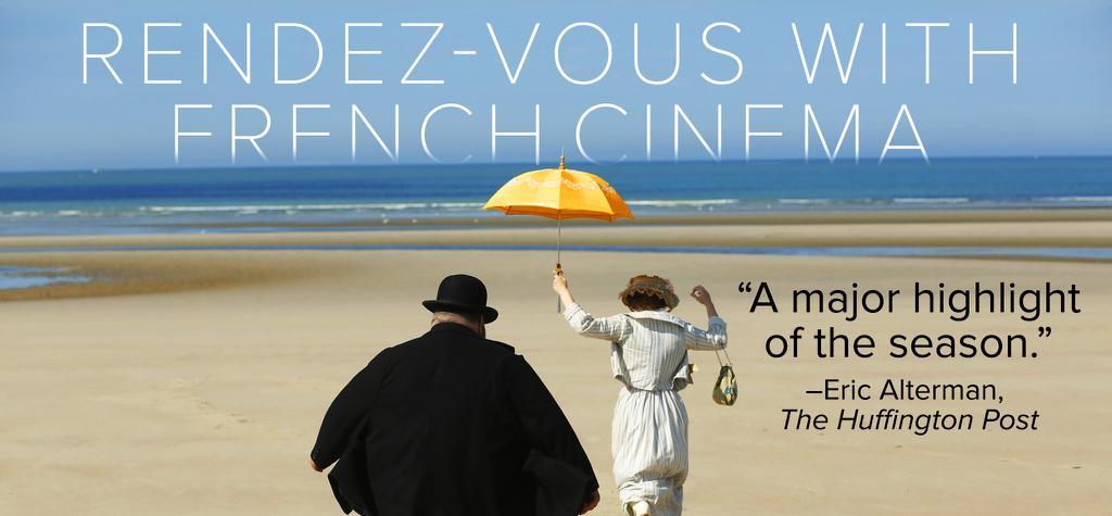 22e édition des Rendez-Vous With French Cinema à New York