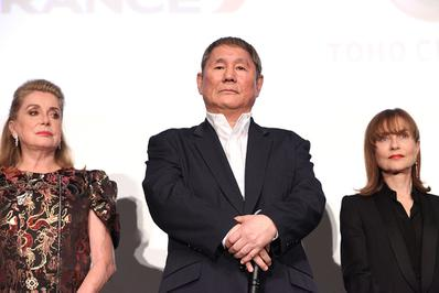 Inauguración del 25° Festival de Cine Francés de Japón - © Rumi Shirahata