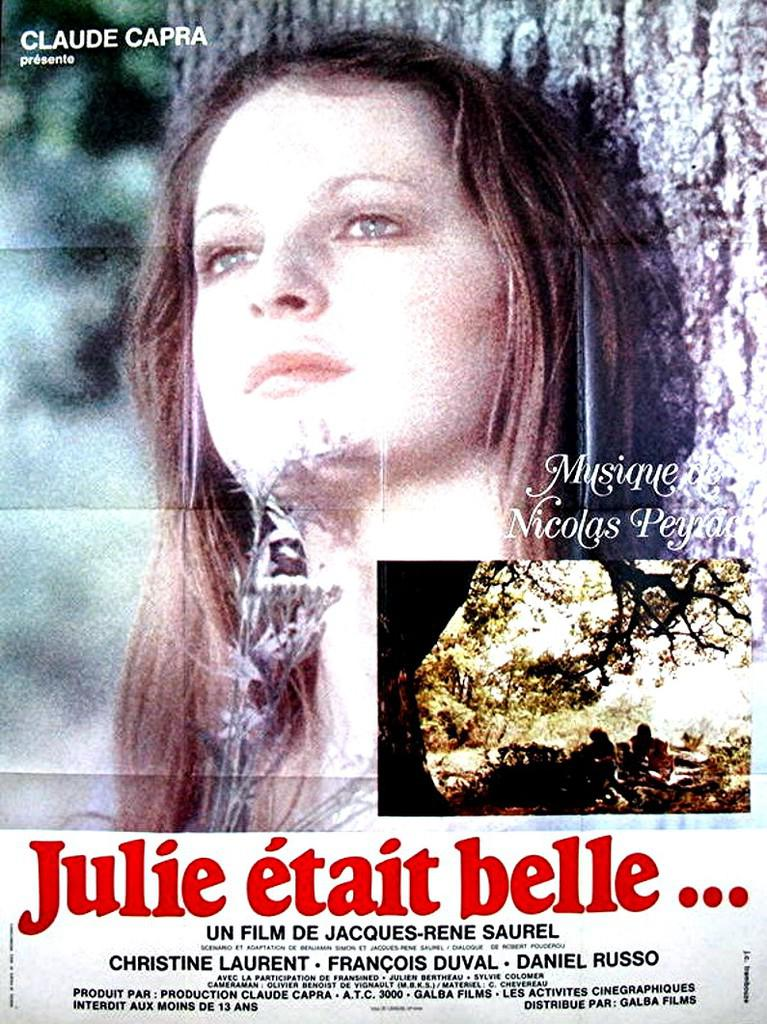 Julie était belle...