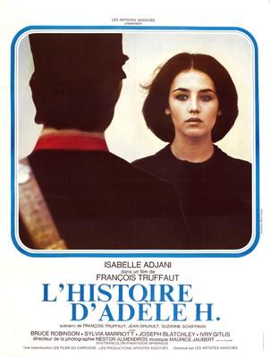 アデルの恋の物語 - Poster France