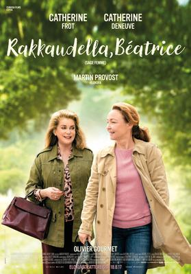 The Midwife - Poster - Finland