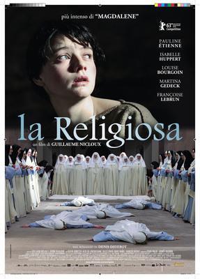 La Religiosa - Poster - Italy