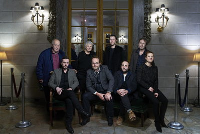 Record-breaking success for the 2018 edition of the Rendez-Vous with French Cinema in New York - Raymond Depardon, Claudine Nougaret, Rachid Hami, Emmanuel Finkiel, Xavier Legrand, Xavier Beauvois, Vincent Macaigne, Mélanie Thierry - © @Jean-Baptiste Le Mercier/UniFrance