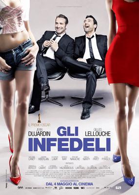 Les Infidèles - Poster - Italie