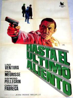 Le Deuxième souffle - Poster Espagne