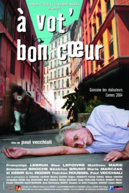 A vot' bon coeur / 仮題:どうか温かいお気持ちを