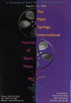 Festival Internacional de Cortometrajes de Palm Springs  - 2001