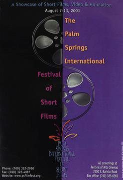 Festival international du court-métrage de Palm Springs - 2001